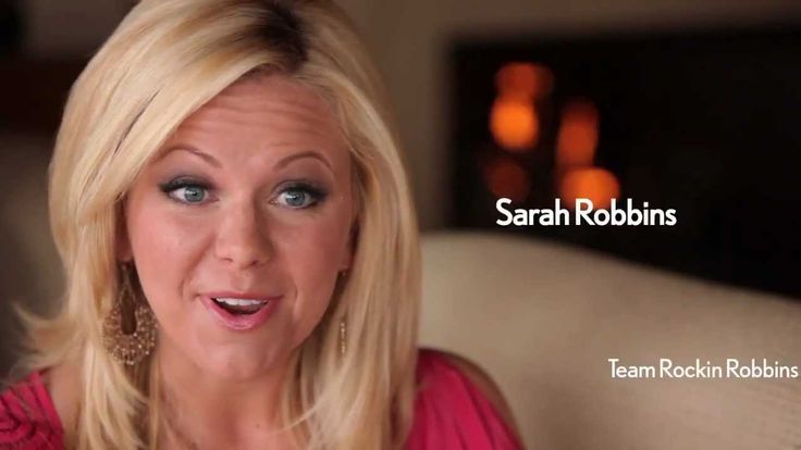 """Sarah Robbins #RodanandFields Success Story! Watch & """"leave some love"""" in the YouTube comments: http://youtu.be/GFhQ-jgXpzE"""