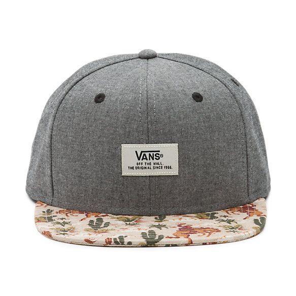 Walmer Snapback Hat