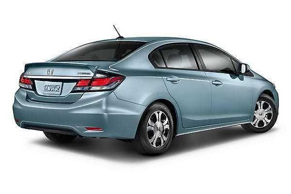 2018-2019 Honda Civic — updated 2018-2019 Honda Civic
