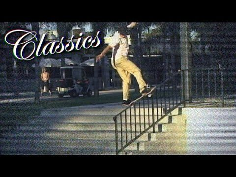 "Classics: Mike Carroll's ""Yeah Right"" Part - http://DAILYSKATETUBE.COM/classics-mike-carrolls-yeah-right-part/ - I'm so old that I still have VHS. The good stuff lives through any format distortion. SOTY 1994, ESDC. -Jake Phelps Keep up with Thrasher Magazine - carrolls, classics, mike, part, right, yeah"