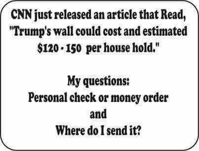 Since we are getting tax savings, then include it on our tax return-Heck yes!!! Crumbs will pay for a big beautiful wall. Done Deal!!!!
