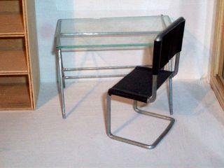 como hacer muebles de oficina para maquetas - Buscar con Google
