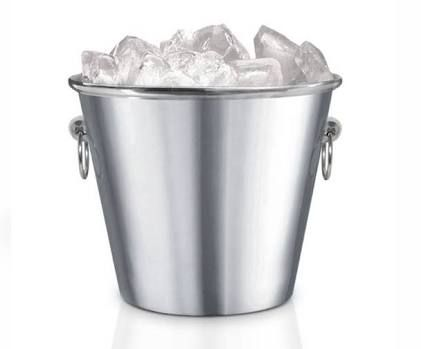 Resultado de imagem para balde de gelo