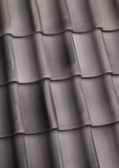 clay pantiles can also be subtle grey shades