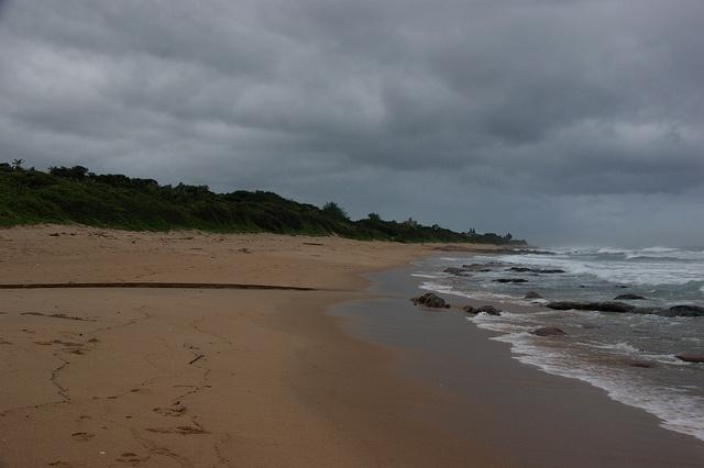 Scottburgh beach
