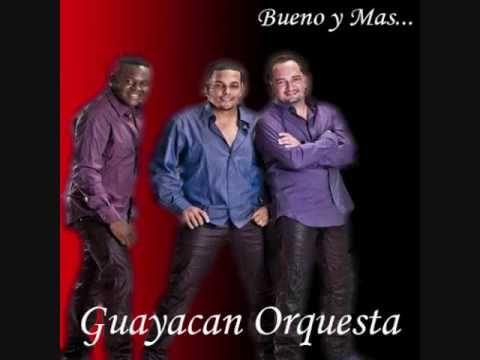 Mujer De Carne y Hueso - Guayacan Orquesta.wmv