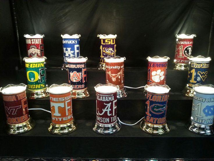 NCAA  ELECTRIC TART WARMER/BURNER FRAGRANCE LAMPS CAN USE TARTS/FRAGRANCE OILS #TAGZ