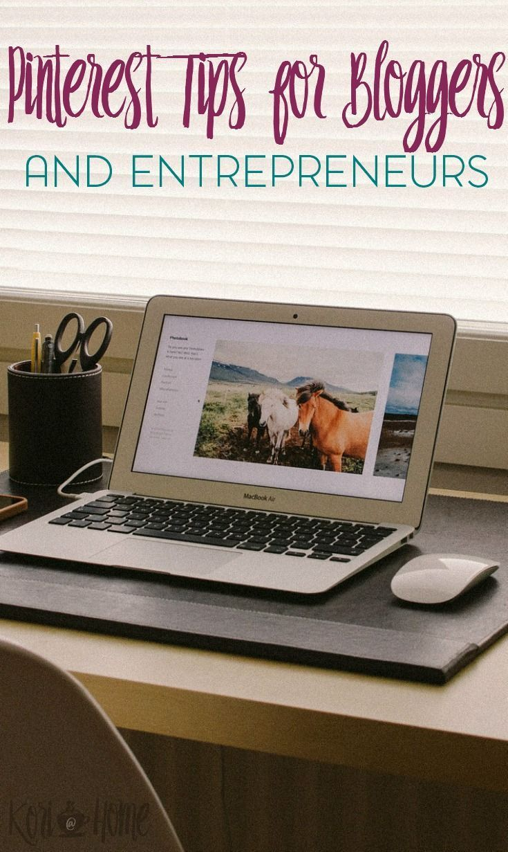 As a blogger or entrepreneur, Pinterest should be a key part of your social media strategy. Here are some actionable Pinterest tips for bloggers and entrepreneurs.