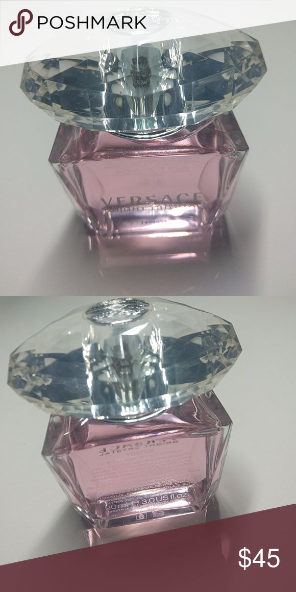 Versace perfume Versace Bright Crystal perfume. Tester, originally 90ml or 3.0 fl. oz. Versace Other