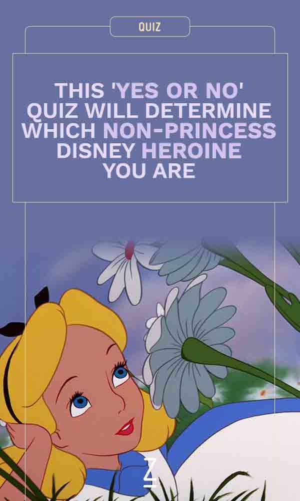 this yes or no quiz will determine which non princess disney