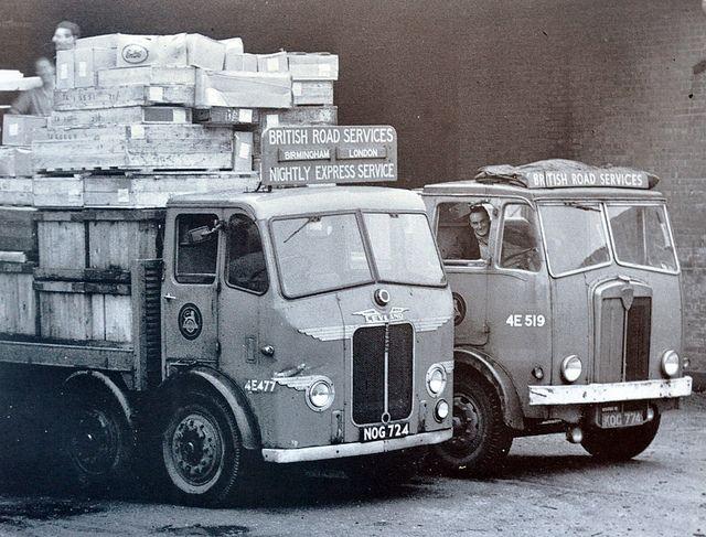 BRS Leyland & Maudsley