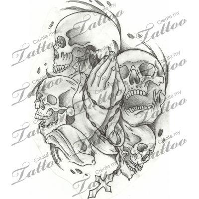 Hands Tattoo Tattoo Design Marketplace Createmytattoo Com