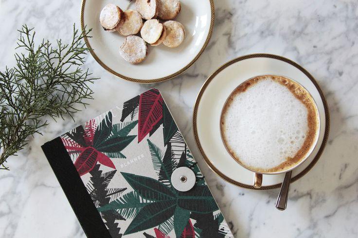 Paper Love Jungle Planner. Design by Magdalena Tekieli