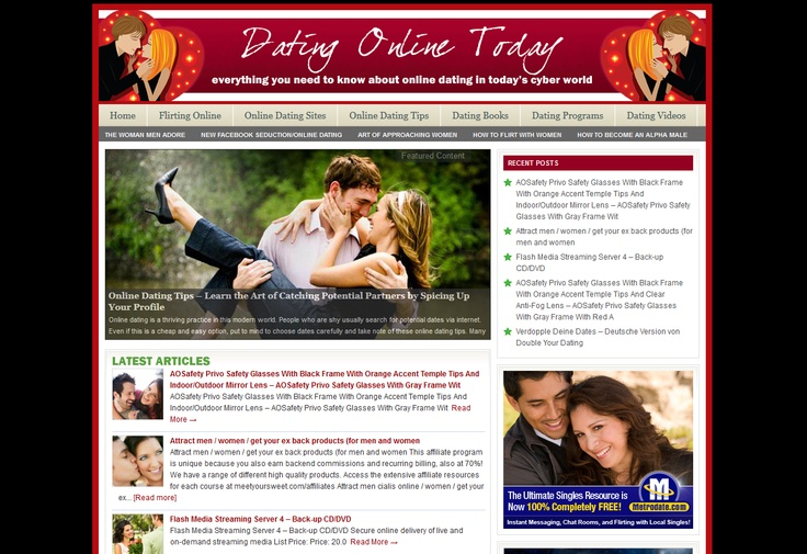 What do you think of online dating