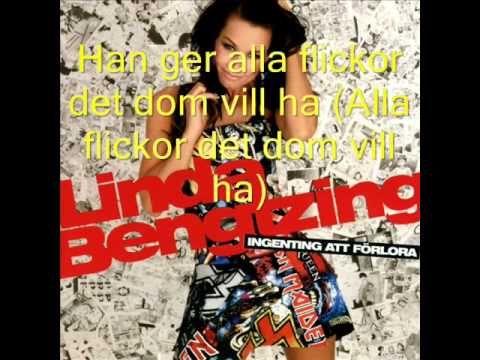 Linda Bengtzing - Alla Flickor (Lyrics)