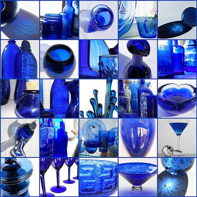 i <3 blue glass and bluegrass, lol.