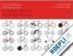 #Ciclopedia icone e design della bicicletta  ad Euro 25.00 in #Sport e arti marziali ciclismo #Lippocampo