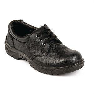 Zapatos de seguridad Slipbuster unisex negros con cordones