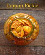 Lemon Pickle | Nimboo Ka Achar | No-Oil Lemon Pickle Recipe | Onam Sadya Recipes ~ Indian Khana