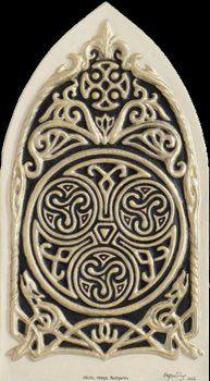 420 Best Celtic Art Knots And Interlace Images On Pinterest
