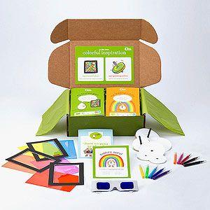 #Craft Kits for #Kids Rainy Day Fun - #ParentsCrafts