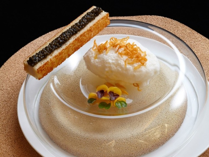 17 best images about thierry marx on pinterest fine dining restaurant and matcha - Restaurant thierry marx cuisine moleculaire ...