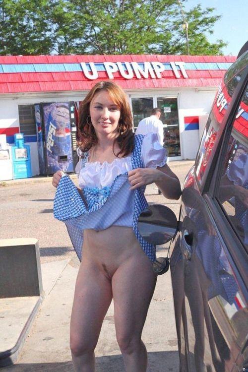'U pump it' who would? ;)