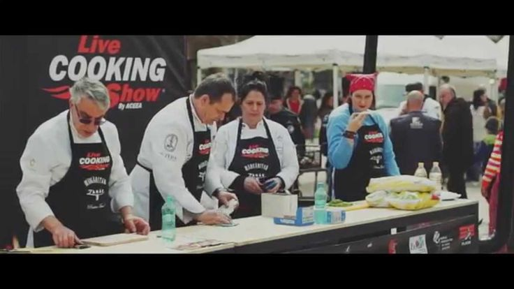Live Cooking Show 2015