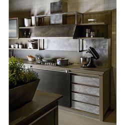Industrial Chic è la cucina moderna in sofisticato stile post-industriale firmata L'Ottocento: un design disinvolto, modulare e leggero per una cucina impossibile da dimenticare.