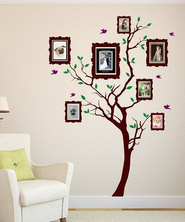 Guest Bedroom Family Trees