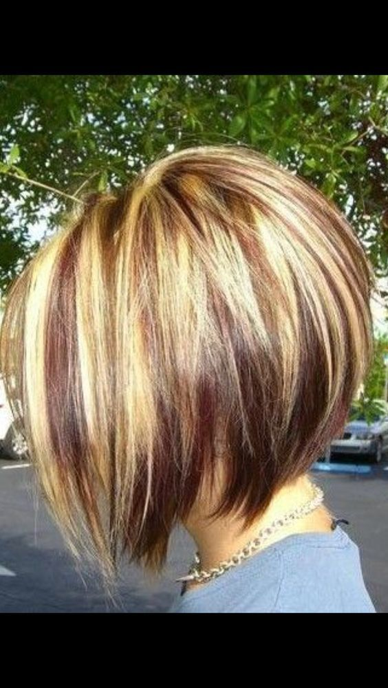 25+ best ideas about Layered inverted bob on Pinterest ...