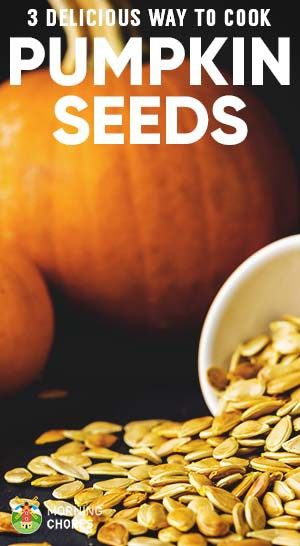How to Cook Pumpkin Seeds - 3 Methods to Make It Delicious