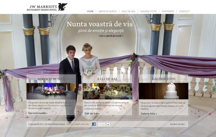 Weddings at Marriott