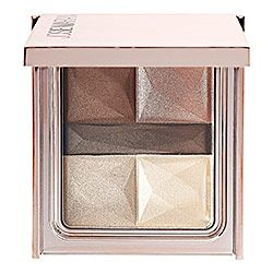 This is my new favorite eye shadow pallet! Josie Maran - Argan Beautiful Eyes in Beatiful Nudes