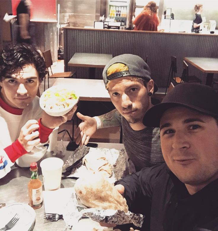 """12.3k Likes, 332 Comments - Michael Gibson (@mbradleyg) on Instagram: """"It's been a while since the boys dined. Blessins'"""""""