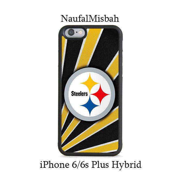 Pittsburgh Steelers Custom iPhone 6/6s PLUS HYBRID Case Cover