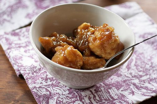 Father's Day Grands-Peres – Maple Syrup Dumplings - grands-pères au sirop d'érable (grandfathers in maple syrup)