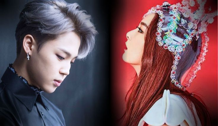 Thanks to the #Knetizens spreading #datingrumors of #Jimin of #BTS and #Seulgi of #RedVelvet, #Kpop fans are in chaos and fighting among each other.