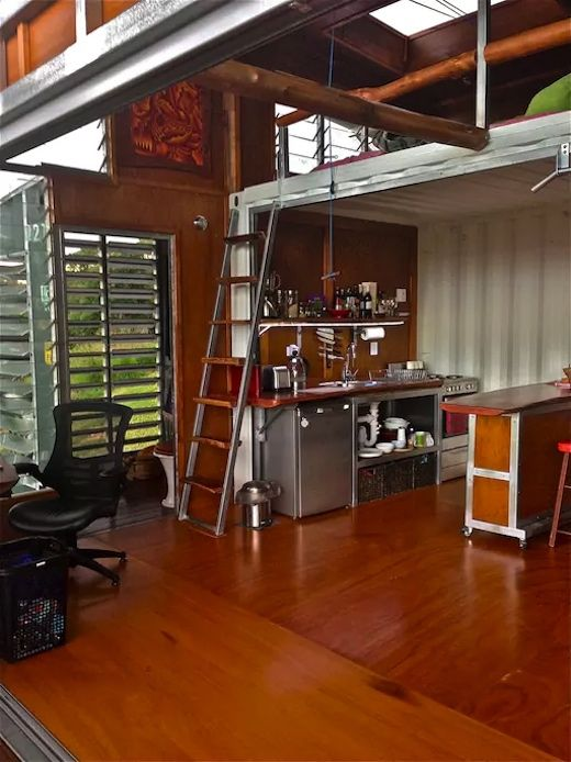 It's been awhile since we reported on a cool new shipping container home, but this awesome piece of cargotecture easily makes up for that. It's called Kin Kin Container House and it was built using a disused shipping container that was already on the property when owner Troy Walker purchased it. Most of the interior furnishings are also made from recycled materials, so it's an all-around winner. The home is located in Kin Kin, Queensland,…
