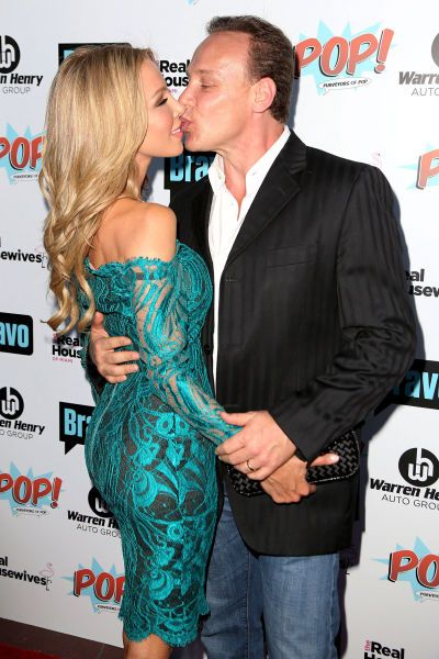 """Reality TV Star Is Her Husband's Best Creation -  30 year old Lisa Hochstein is a star of the reality TV series, """"Real Housewives of Miami""""."""