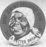 "Nancy Green, the original ""Aunt Jemima"" 