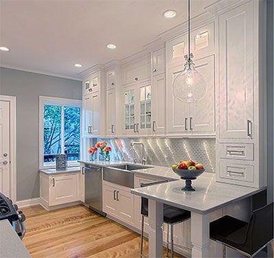 Silestone Silver Nube Quartz Countertop Dream Kitchen
