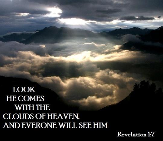 Rev. 1:7