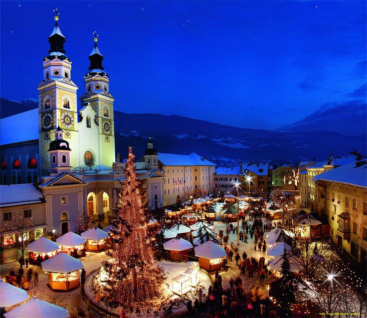 Mercatino di Natale di Bressanone foto gentilmente fornita dall'Associazione turistica