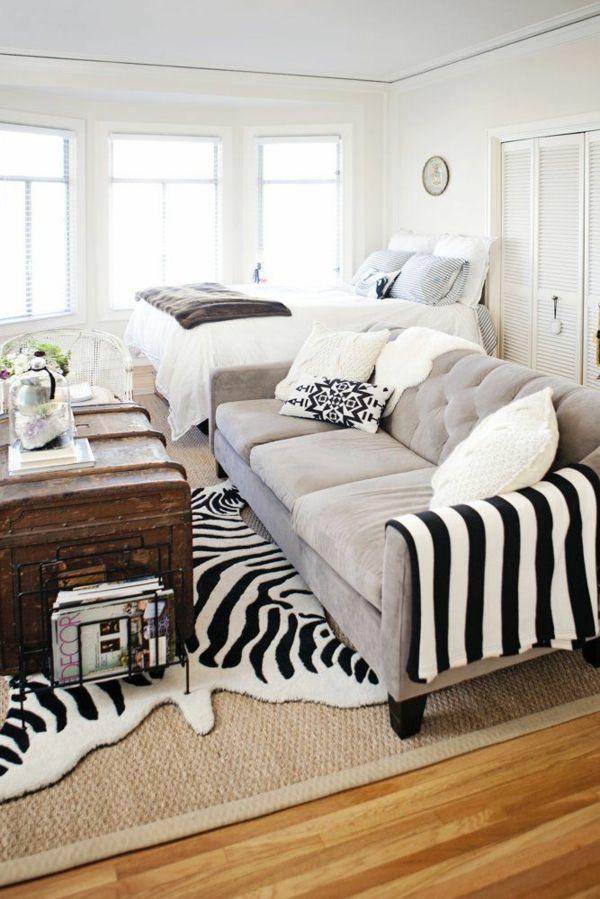 Wohnideen Einzimmerwohnung einzimmerwohnung einrichten tolle und praktische einrichtungstipps einzimmerwohnung kleine