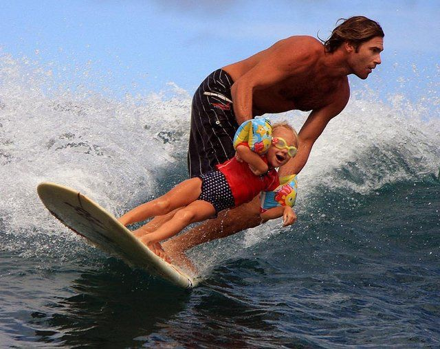 :-): Little Girls, Father Day, Surfing Up, Future Husband, Father And Sons, Families Time, Father Daughters, Daddy Daughters, Kid