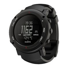 5. Accessory: Suunto Core Alu Deep Black. Not only is the watch stealth looking, it has altimeter, barometer, compass and diver features on top of regular digital watch functions. For th stylish navigator. #ZEAL #photoshoot #style