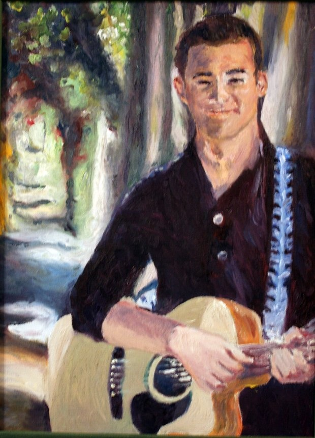 musicians - Martin (Marty) Mulholland by Jo Mulholland