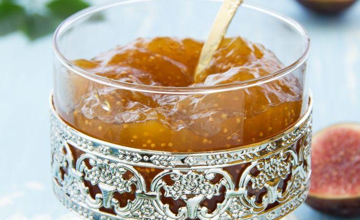recette de confiture de figues blanches
