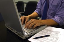 Tips for correct written communication and proof reading tips - Written communication including workplace record keeping, client information and emails